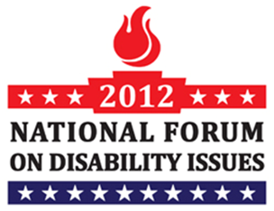 National Forum on Disability Issues Logo