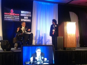 Kelly Buckland Speaks at the NDFI
