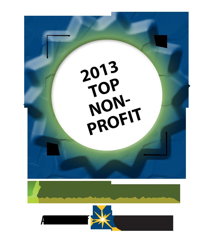 Logo - Philanthropedia Top Nonprofit 2013
