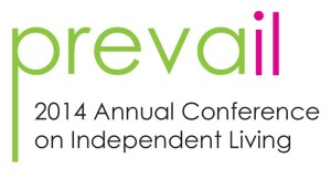 Prevail - 2014 Conference Logo