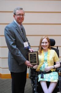 2013 Region IV Advocacy Award Winner Dawn Alford