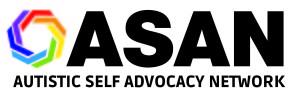 ASAN Logo - Autistic Self Advocacy Network
