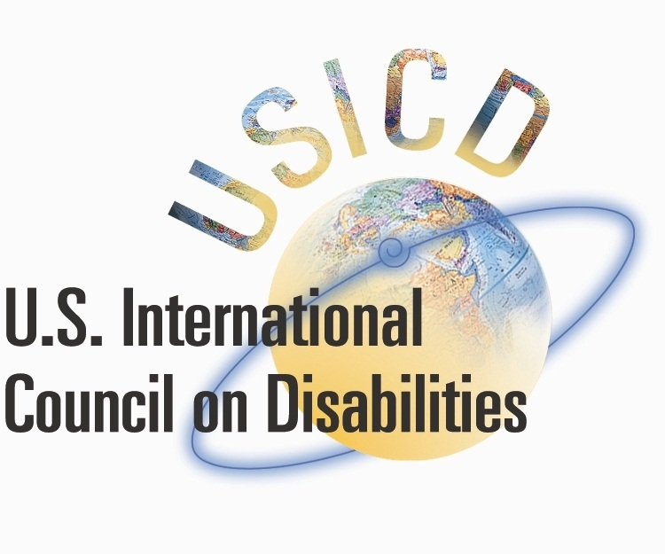 USICD Logo - US International Council on Disabilities