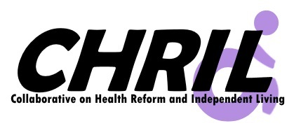 CHRIL Logo - Collaborative on Health Reform and Independent Living