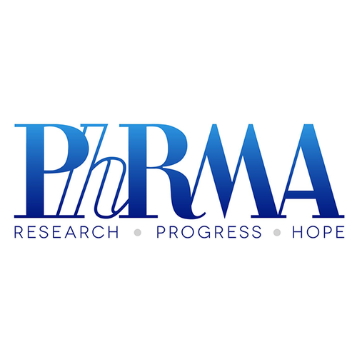 PhARMA Logo Research Progress Hope