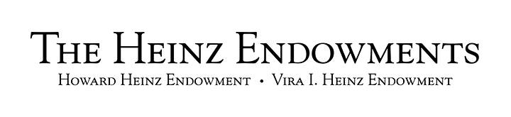 The Heinz Endowments Logo - Howard Heinz Endowment - Vira I. Heinz Endowment