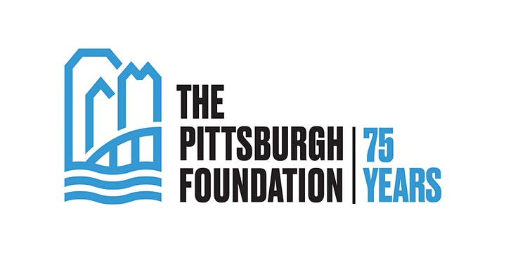 The Pittsburgh Foundation Logo - 75 Years